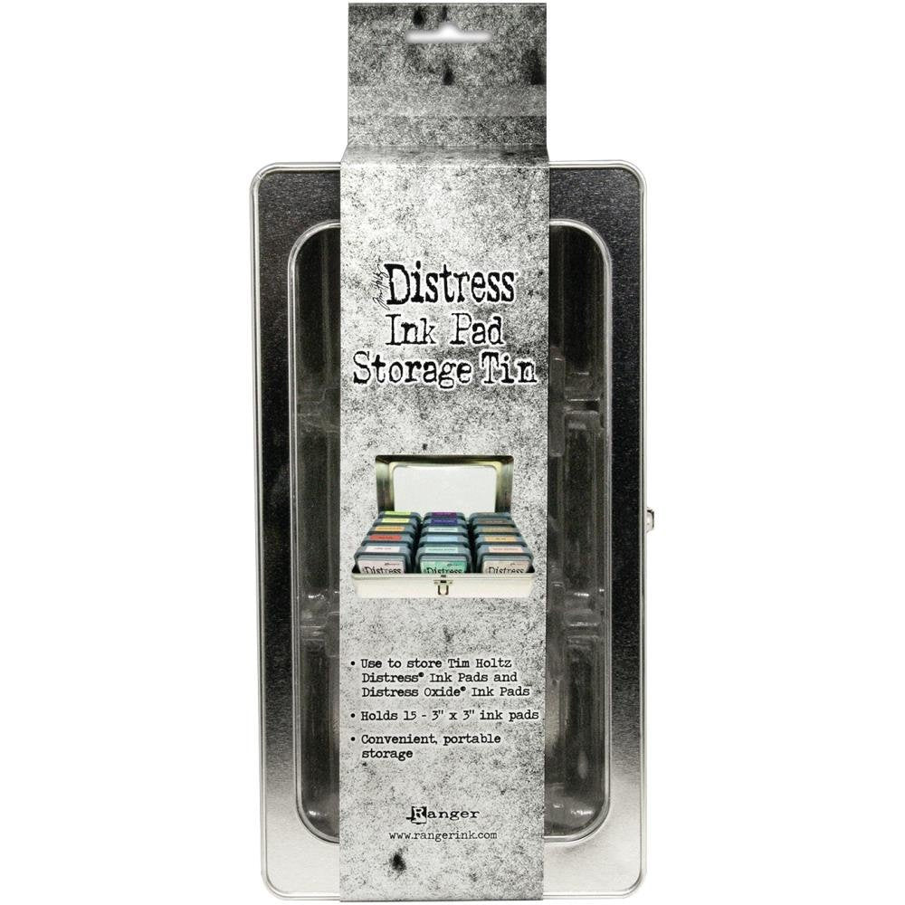 Tim Holtz-  Distress Ink Pad Tin