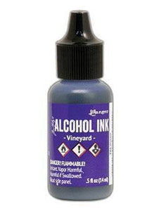 Tim Holtz - Alcohol Inks .5oz - Vineyard