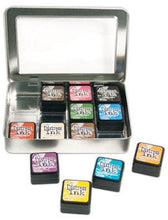 Load image into Gallery viewer, Ranger Ink - Tim Holtz - Mini Distress Ink Storage Tin