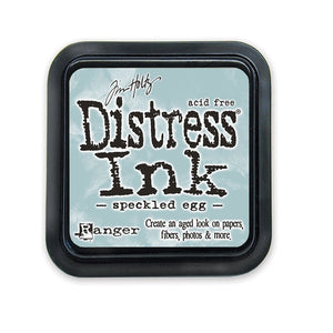 Tim Holtz Distress Ink Pad, Speckled Egg (2020 New Color)