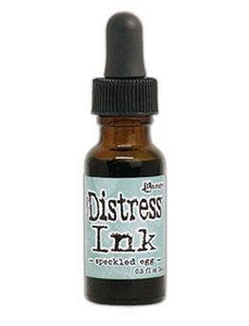 Tim Holtz Distress®  Reinker 0.5oz Speckled Egg ( 2020 New Color) in stock