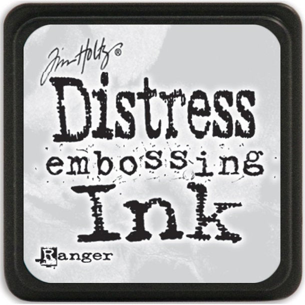 Ranger Ink - Tim Holtz - Distress Ink Pads - Mini - Embossing