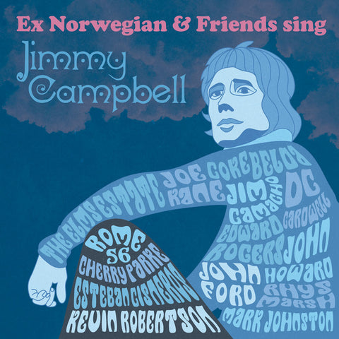 EX NORWEGIAN & FRIENDS SING JIMMY CAMPBELL (Digital Album)