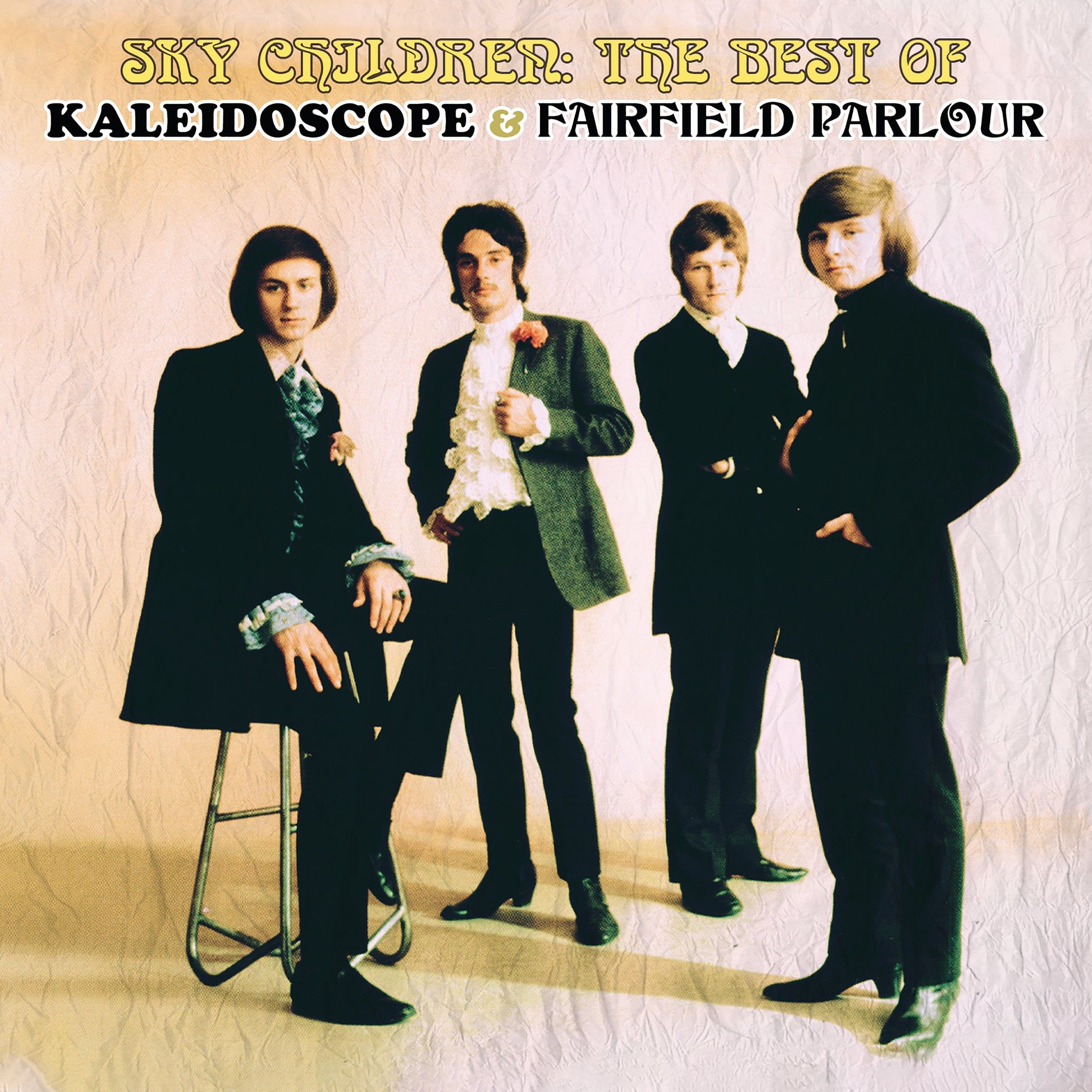 KALEIDOSCOPE / FAIRFIELD PARLOUR - SKY CHILDREN: THE BEST OF... (CD/DVD)