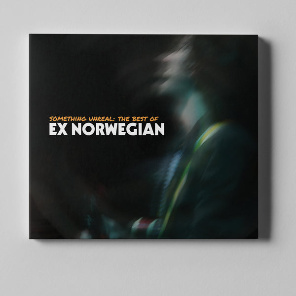 EX NORWEGIAN - SOMETHING UNREAL: THE BEST OF EX NORWEGIAN (2 CD)