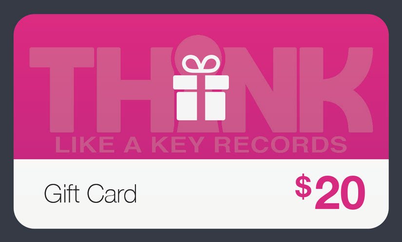 Think Like A Key Gift Card