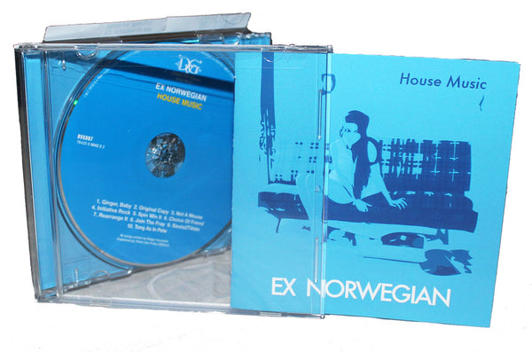 EX NORWEGIAN - HOUSE MUSIC (CD)