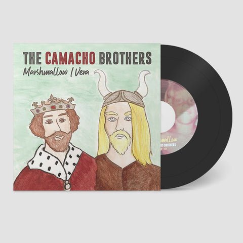 "THE GOODS [aka CAMACHO BROTHERS] - MARSHMALLOW / VERA (7"" Ltd. Vinyl)"