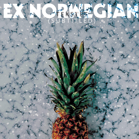 EX NORWEGIAN - TEKSTET (SUBTITLED) (Digital Album)