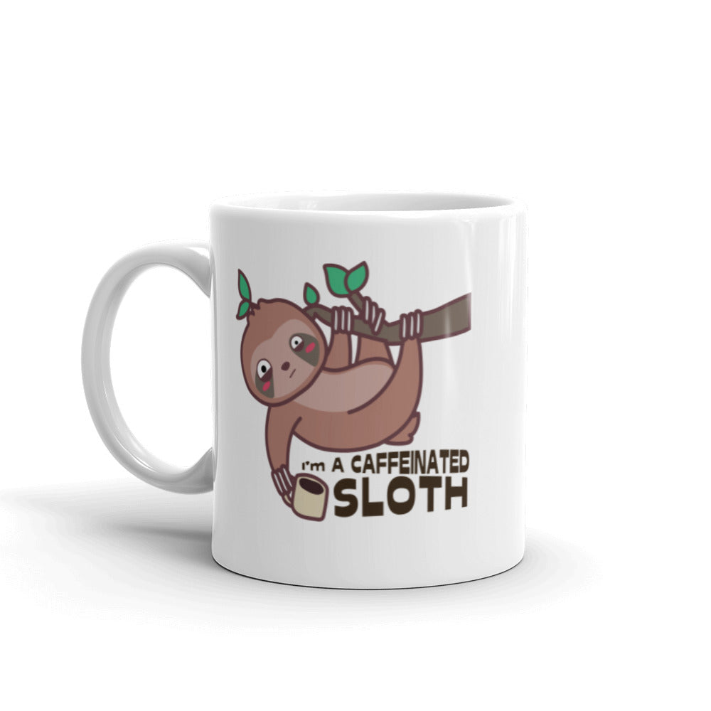 Caffeinated Sloth (right-handed)