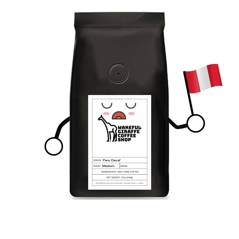 Peru Decaf (Med Roast)