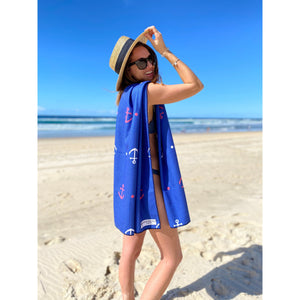 Seas The Day Towel Beach Republic Australia