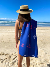 Load image into Gallery viewer, Seas The Day Towel Beach Republic Australia