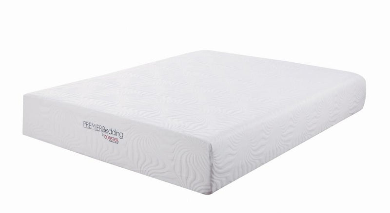 Ian White 12-Inch California King Memory Foam Mattress