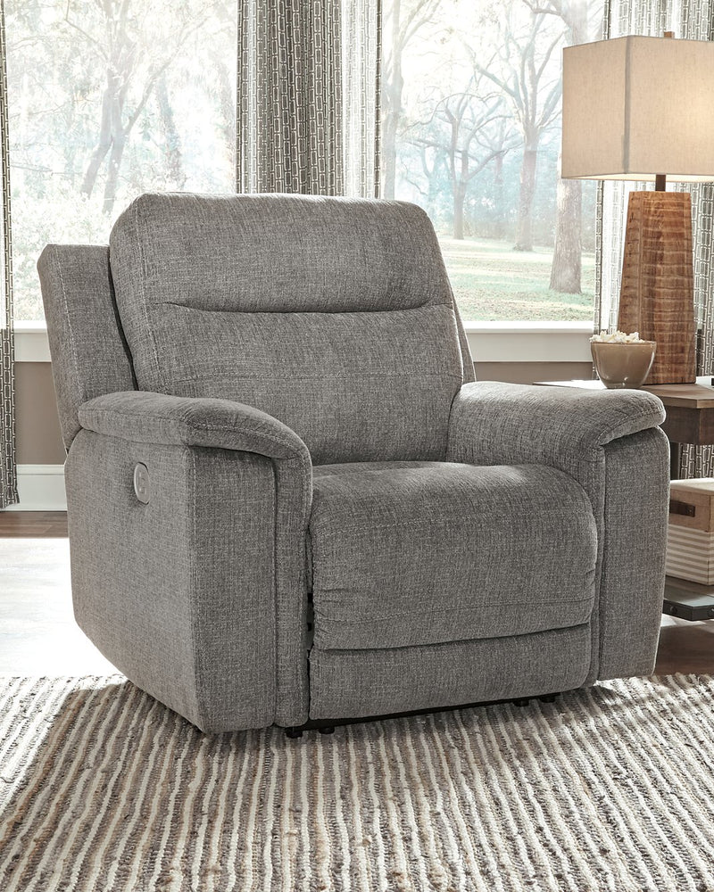 Mouttrie Signature Design by Ashley Recliner image