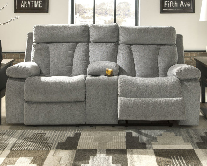 Mitchiner Signature Design by Ashley Loveseat image