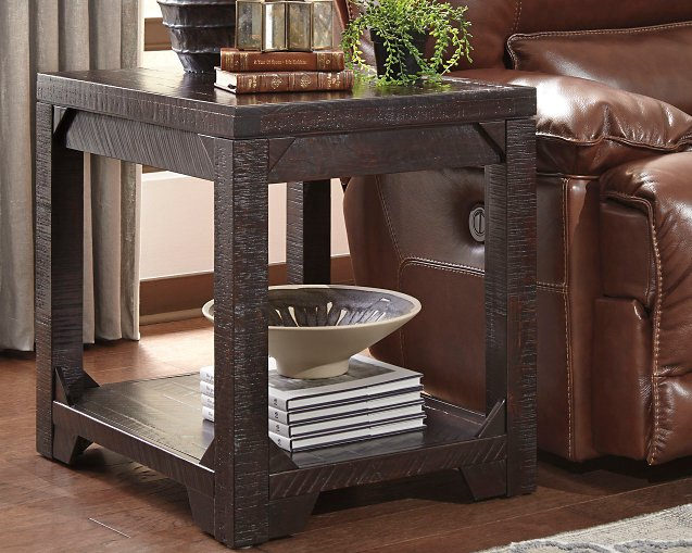 Rogness Signature Design by Ashley End Table image
