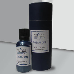 AromaHouse Dream On Essential Oil Blend, 100% Pure and Natural Essential Oil for Aromatherapy Diffusers (30 ML)