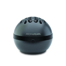 Load image into Gallery viewer, AromaHouse AromaPearl Electric and Battery Operated Personal Aromatherapy Diffuser Great for The Home, Office and for Travel (Black)