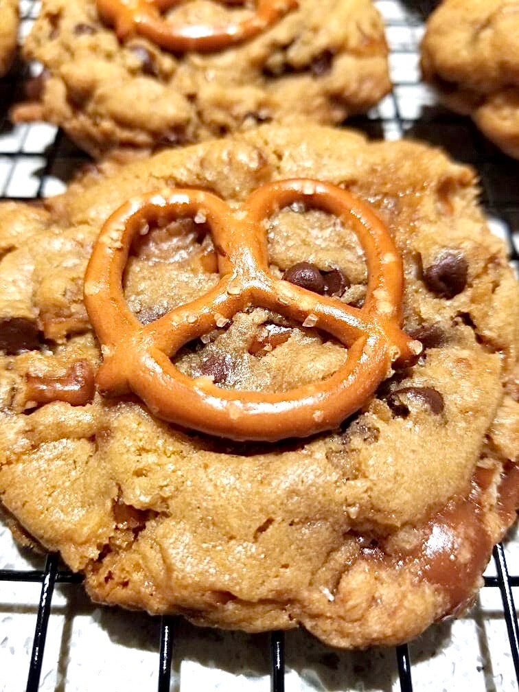 Salted Pretzel Butterscotch