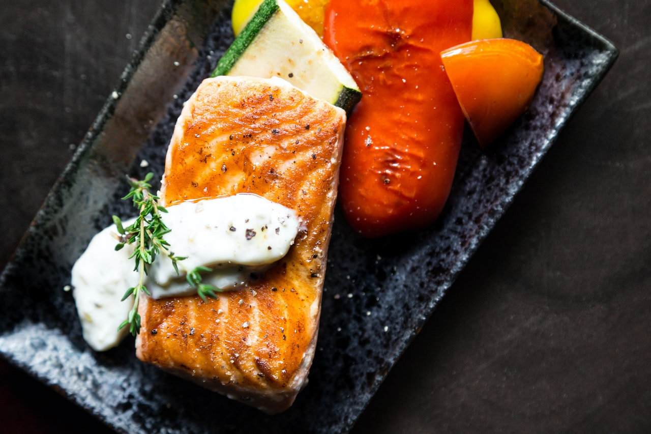 Fatty fish to increase Vitamin D levels