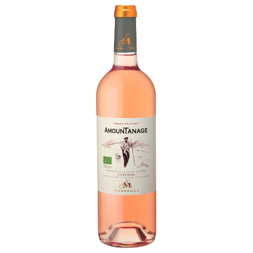 Marrenon Amountanage Rosé AOC Luberon