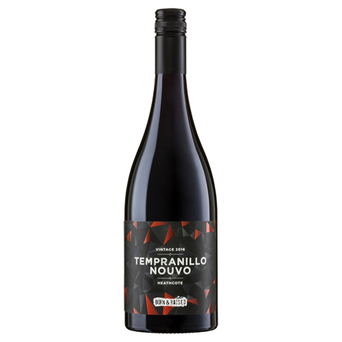 Born & Raised - Tempranillo Nouvo 2016 – Heathcote Victoria
