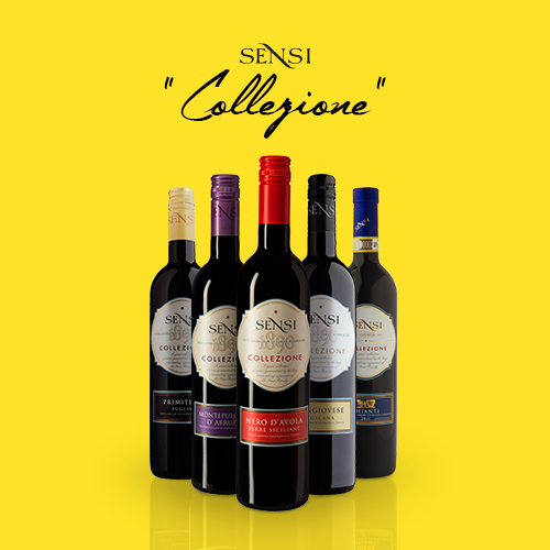 "Sensi ""Collezione"" Red Lovers Pack"