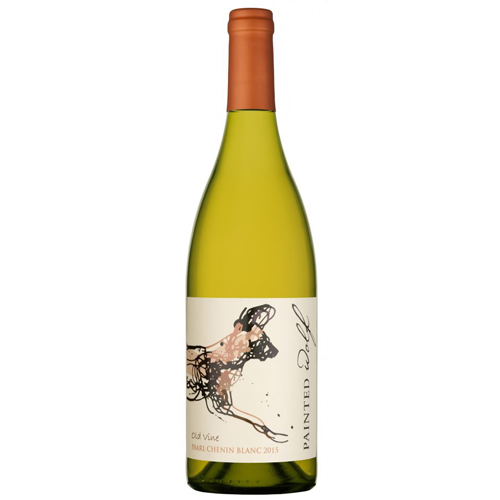 Painted Wolf Wines - Paarl Old Vine Chenin Blanc 2015
