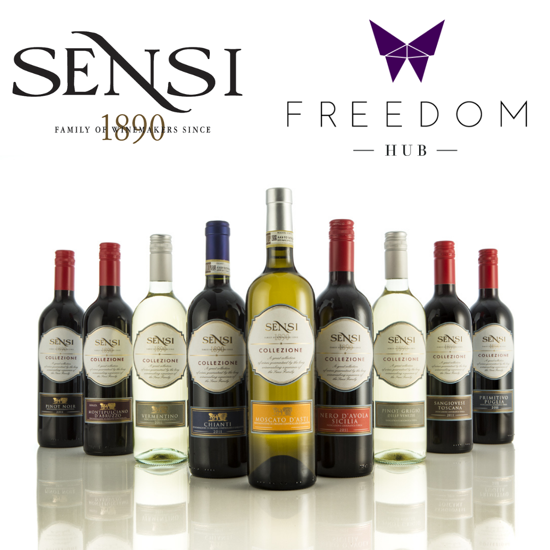 Freedom Hub Wine Drive Mixed Dozen