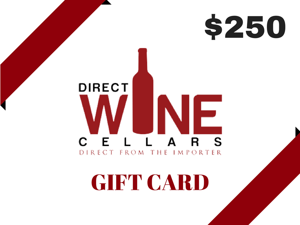 Direct Wine Cellars Gift Card