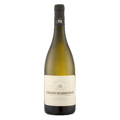 MAGNUM - Grand Marrenon AOC Luberon White