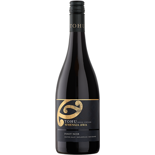 Tohu Whenua Awa 'Single Vinyard' Pinot Noir 2017