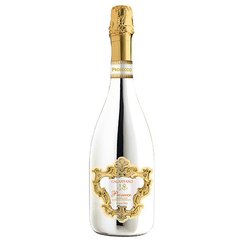 Calappiano 18 Carat White Prosecco Extra Dry DOC