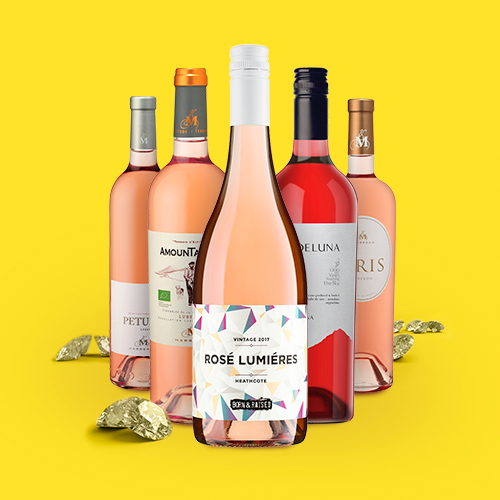 DWC Rosé Lovers - Premium 6 Pack