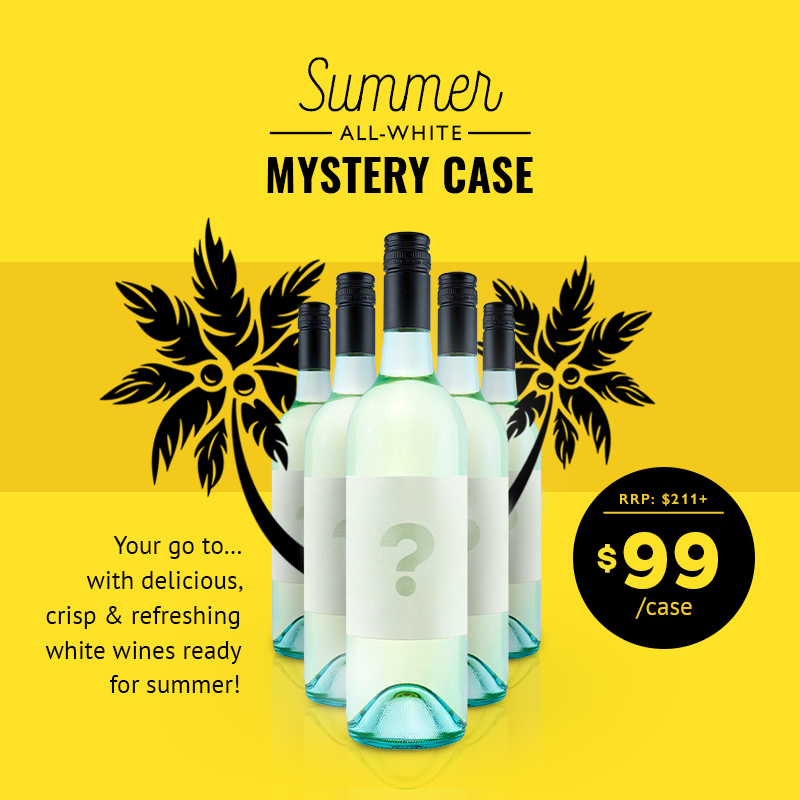 Summer 'All White - Mystery' Case