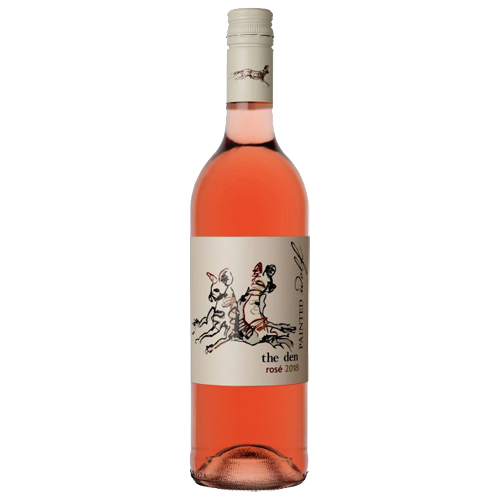 "Painted Wolf Wines ""The Den"" Rosé - 2017"