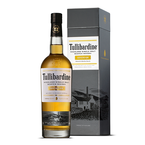 Tullibardine Single Malt Whisky Sovereign