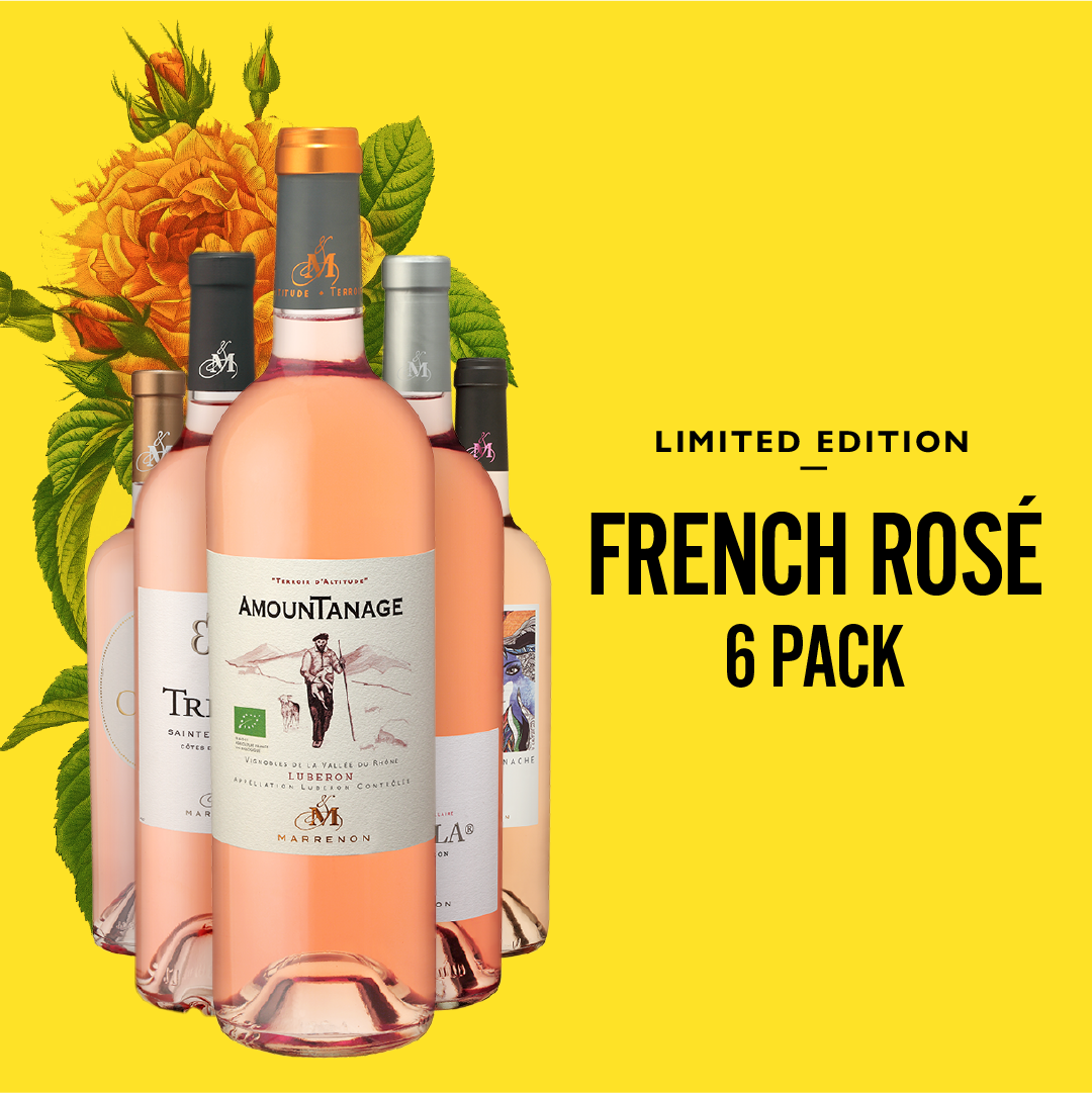 FRENCH ROSÉ 6 PACK
