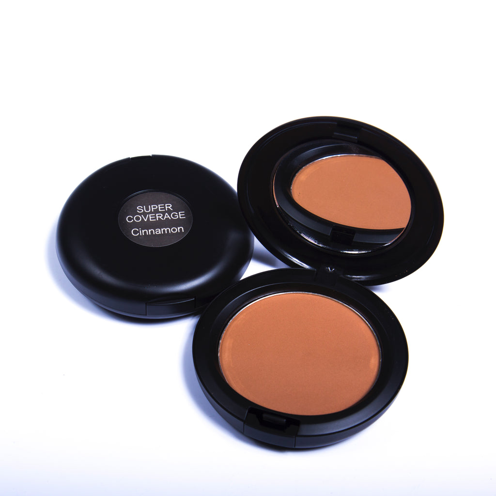 Cinnamon Compact Powder