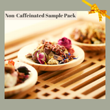 Non-Caffeinated Sample Pack