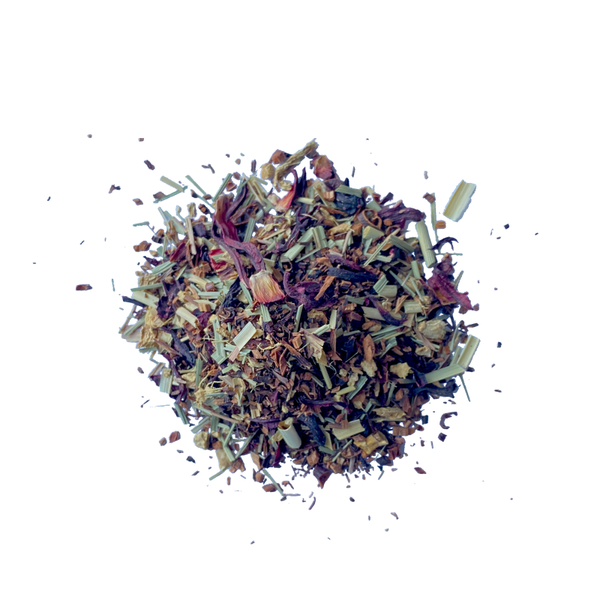 No. 14 Tropical Hibiscus Lemon Ginger (Organic & Fair Trade)