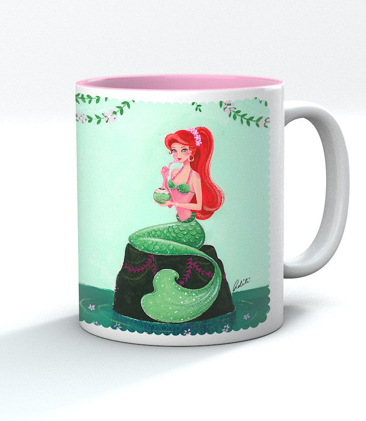 Summer Lovin' Mermaid Mug