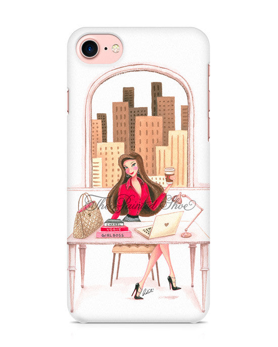 Hello GirlBoss iPhone 7 Case