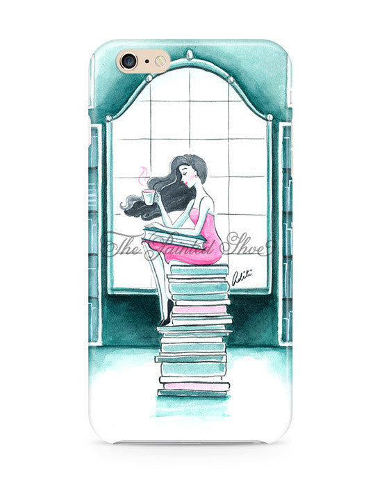 Book Lover iPhone 6/6S Case