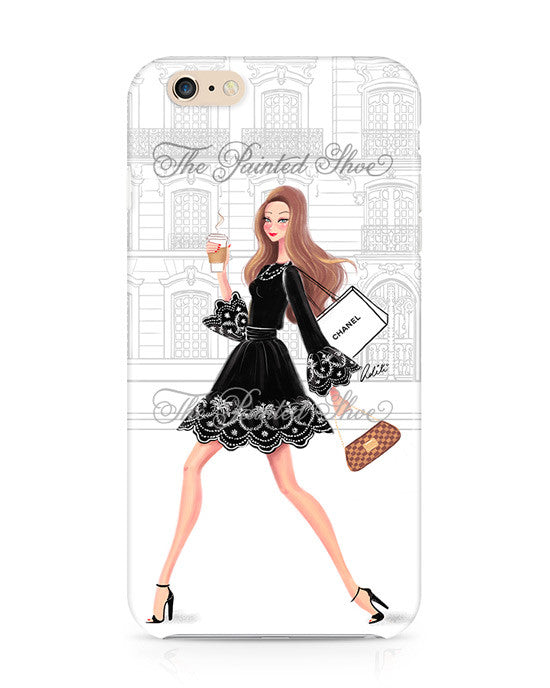 Coffee Run iPhone 6/6S Plus Case