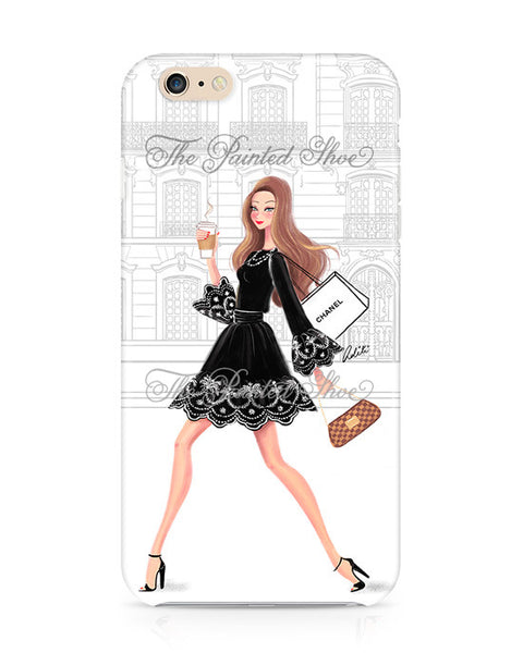 Coffee Run iPhone 6/6S Case
