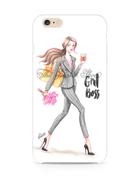 Girl Boss iPhone 6/6S Case