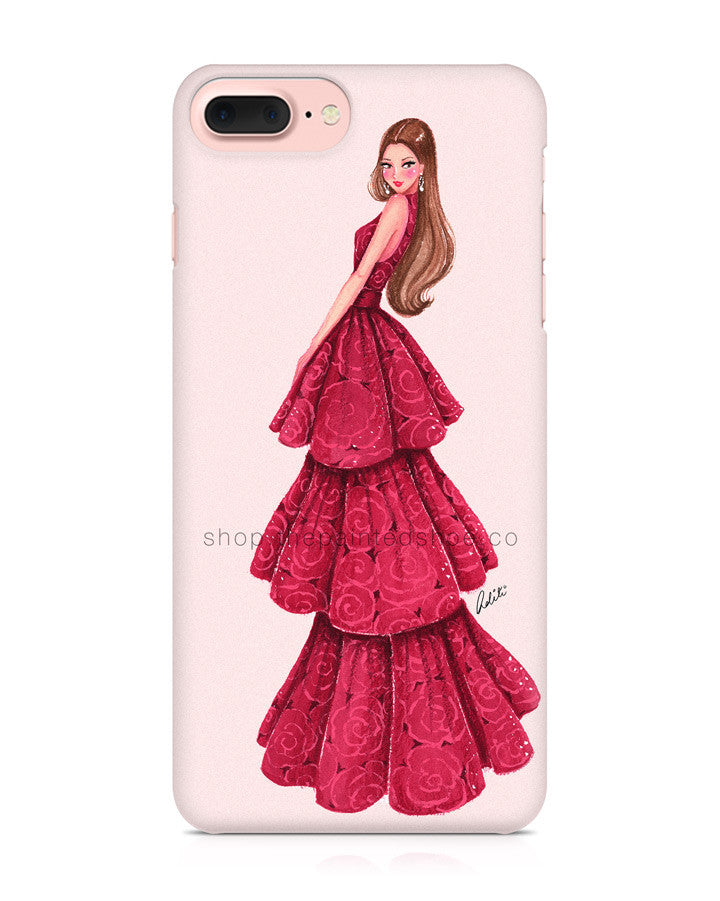 Glamour Girl iPhone 7 Plus Case