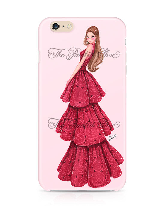 Glamour Girl iPhone 6/6S Plus Case